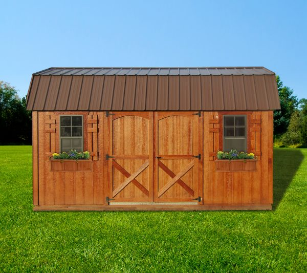 Gambrel Loft Barn